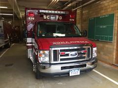 Sea Cliff Fire Department Ambulance 579