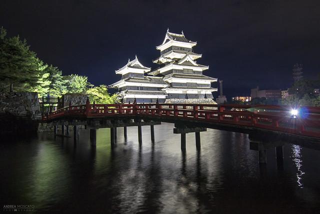 Matsumotojō - Matsumoto (Japan)