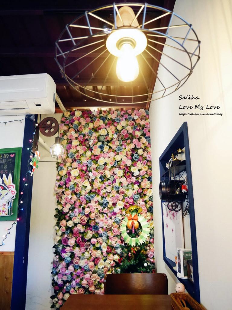 宜蘭羅東餐廳下午茶咖啡廳好吃推薦日暮和風洋食館大份量大胃王飯團早午餐法式麵包 (2)