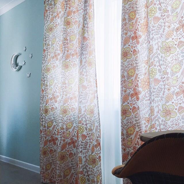 my curtains #markovka