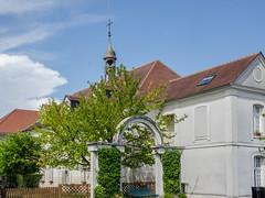 Ancienne hôpital d'Arcis-sur-Aube