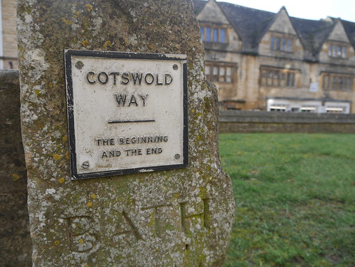 Cotswold Way Start/End