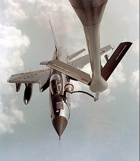 F-105 AAR probe