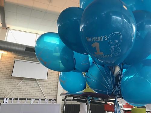 Heliumballonnen Bedrukt Zuidwester Spijkenisse