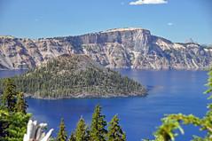 Wizard Island Cinder Cone (Holocene, ~7.2 ka; Crater Lake Caldera, Oregon, USA) 21