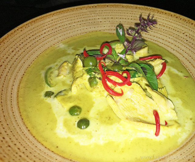Chicken Green Curry from Bambooda