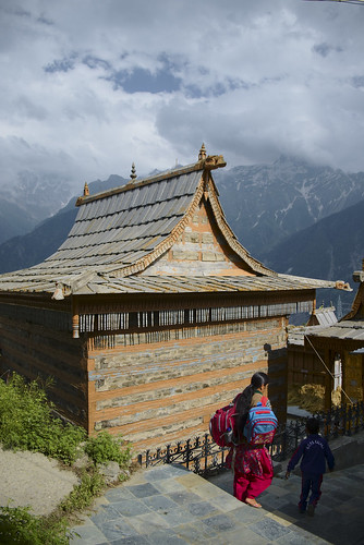 Kalpa #travel #india #kinnaur #himachalpradesh #india #t3mujinpack | by t3mujin