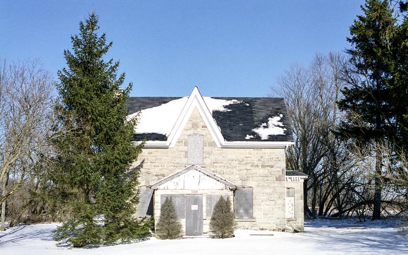 Abandoned Stone Farm House III
