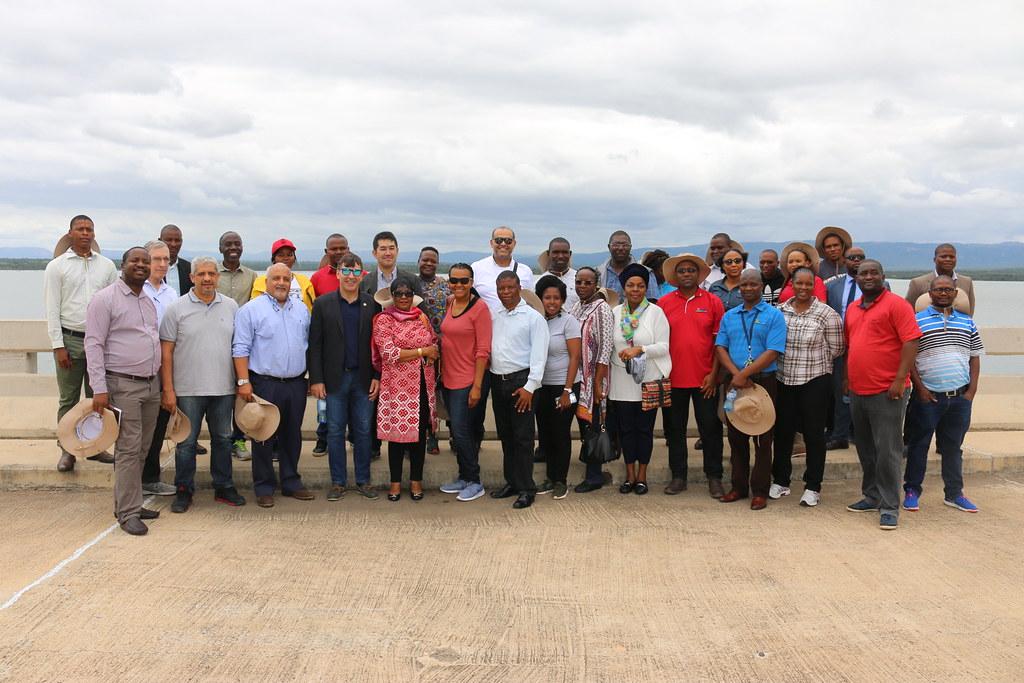 EDs visit to Eswatini.