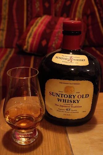 Suntory Old Whisky (Japanischer Whisky)