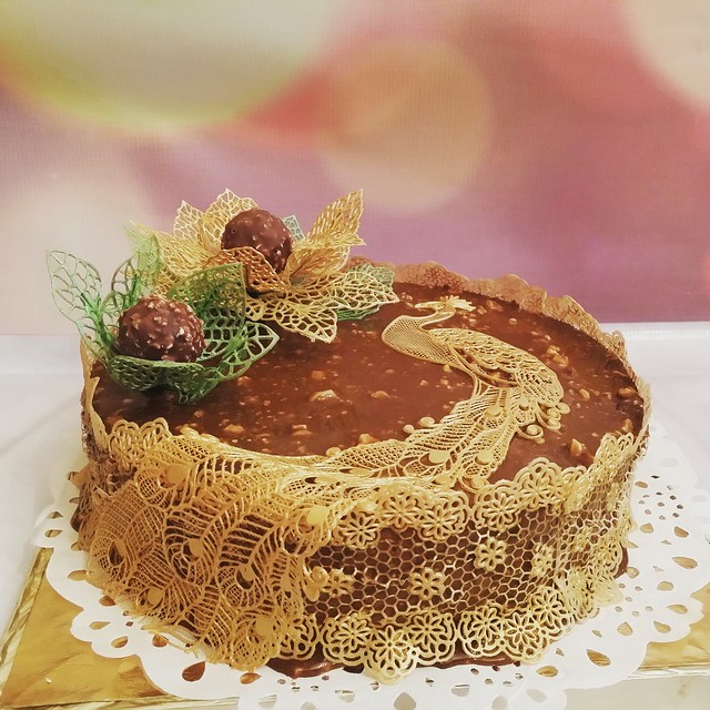 Froreche Cake by Raniah Agamiah