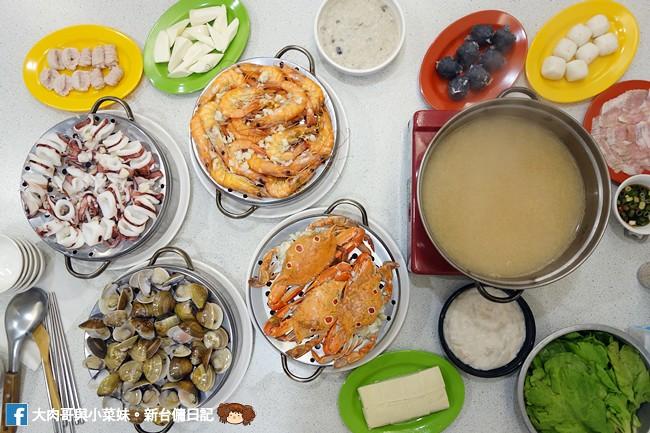 二月牌沙茶爐海鮮塔 新竹北門街 新竹好吃海鮮 (41)