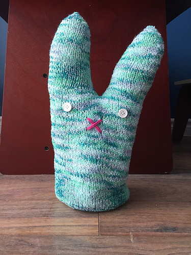 Christina's Funny Bunny by Jacqueline van Dillen