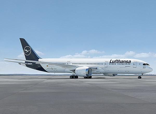 Lufthansa B787-9 (Lufthansa)