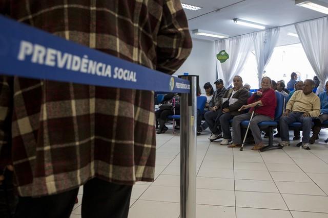 Economistas criticam proposta de reforma da Previdência - Créditos: Henry Milleo/Agência Brasi