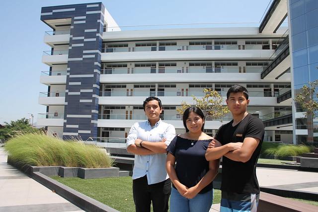 Universidad de San Martín de Porres presenta a los ingresantes que ocuparon los primeros puestos del examen de admisión 2019 – I