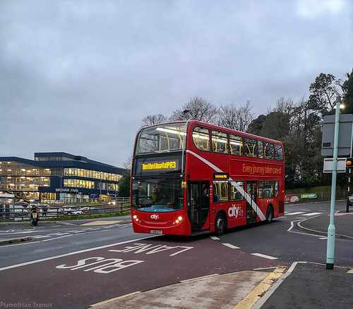 Plymouth Citybus 467 LX06EYY