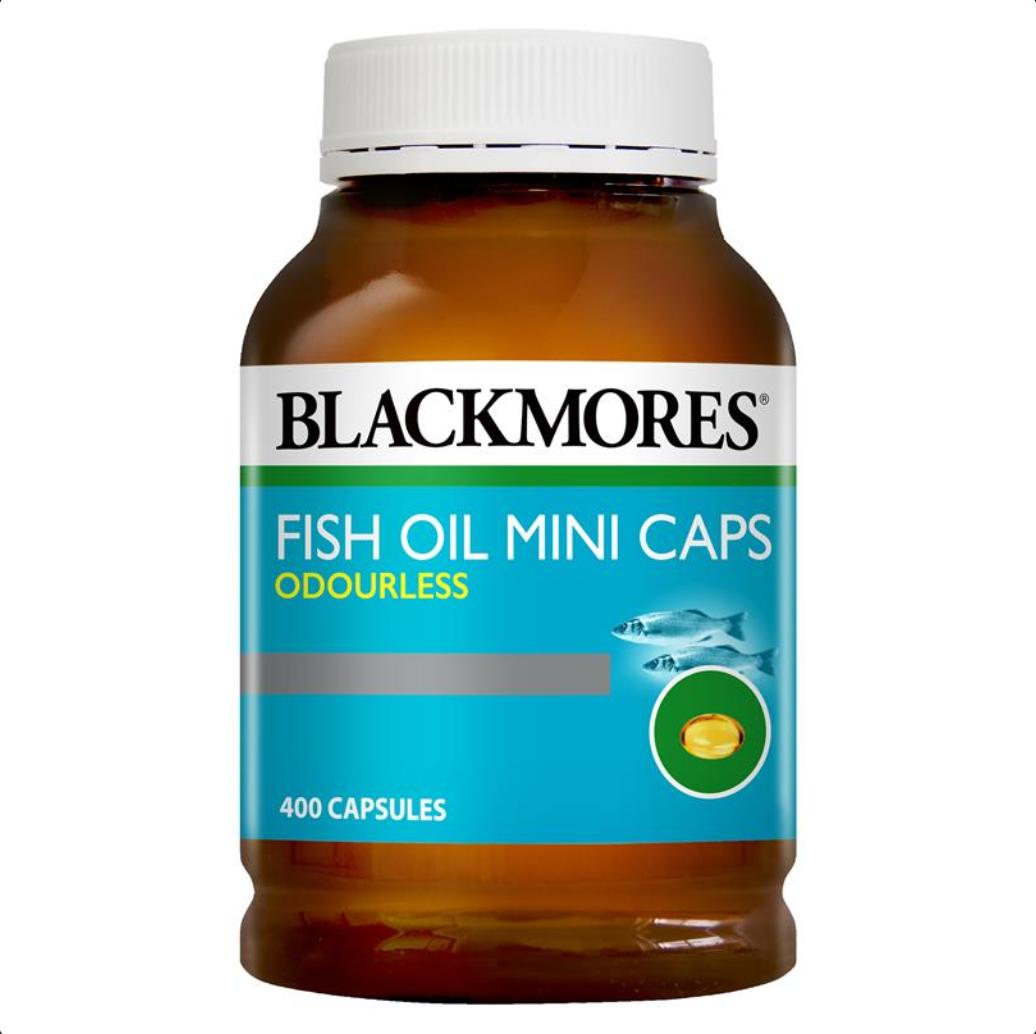 Blackmores魚油