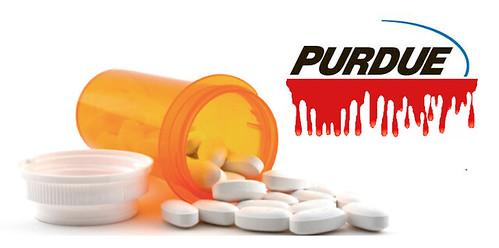 Purdue Pharma: OxyContin Poisoning