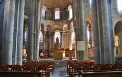 L'intérieur de l'église - Photo of Corent