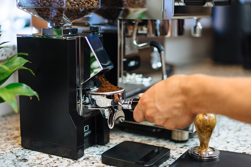 Yêu cầu kỹ thuật khi xay cà phê cho Espresso