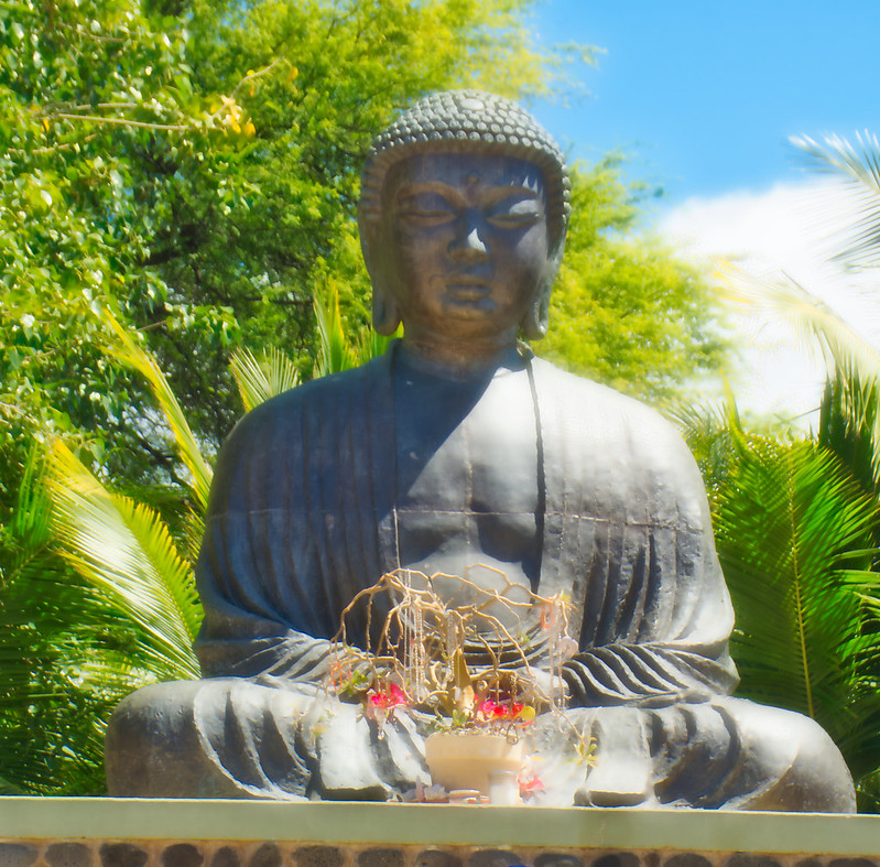 The Great Buddha ~ Lahaina Jodo Mission
