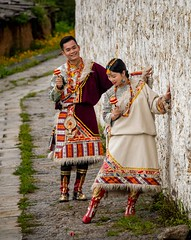 Tibetans, Just Married