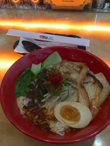 Obu thin ramen noodle bowl