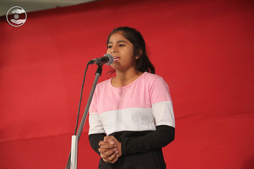 Baby Neelam from Pali RJ, expresses her views