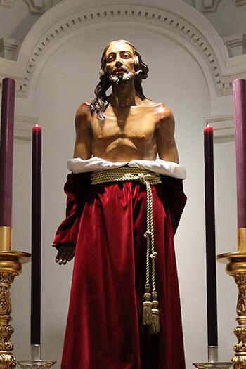 Via Crucis con el Santo Suplicio
