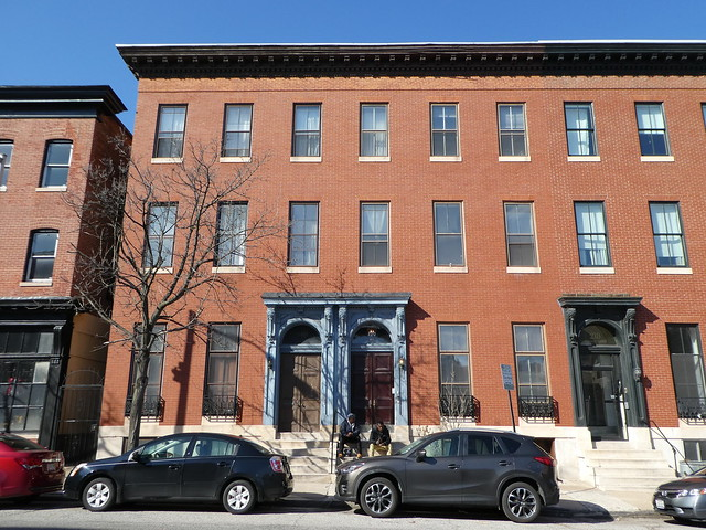 Baltimore - Federal-Style Row Houses