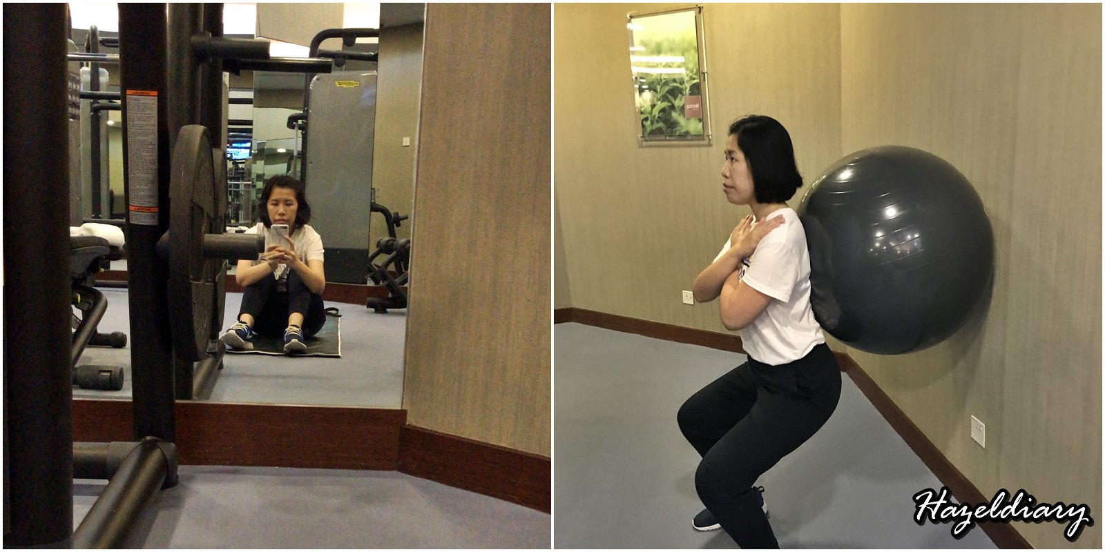 Swissotel Merchant Court Fitness Centre-6