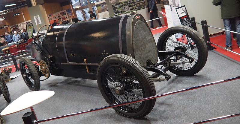 Bugatti Diatto Avio 8C 14,5 litres 1919 - Retromobile Paris 2019  47011637192_efa693d2f0_c