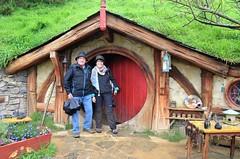 Nueva Zelanda - Hobbiton Movie Set