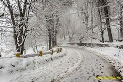 Snowfall in Murree