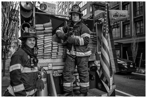 FDNY firemen - Strangers 30 and 31