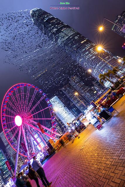 2019年02月22日 - 閃躍維港燈影節