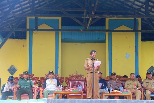 Hari Peduli Sampah Nasional, BKSDA Kalsel Bersihkan TWA Pelaihari (01)