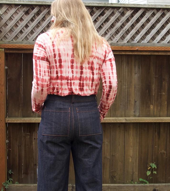 Lander jeans_back