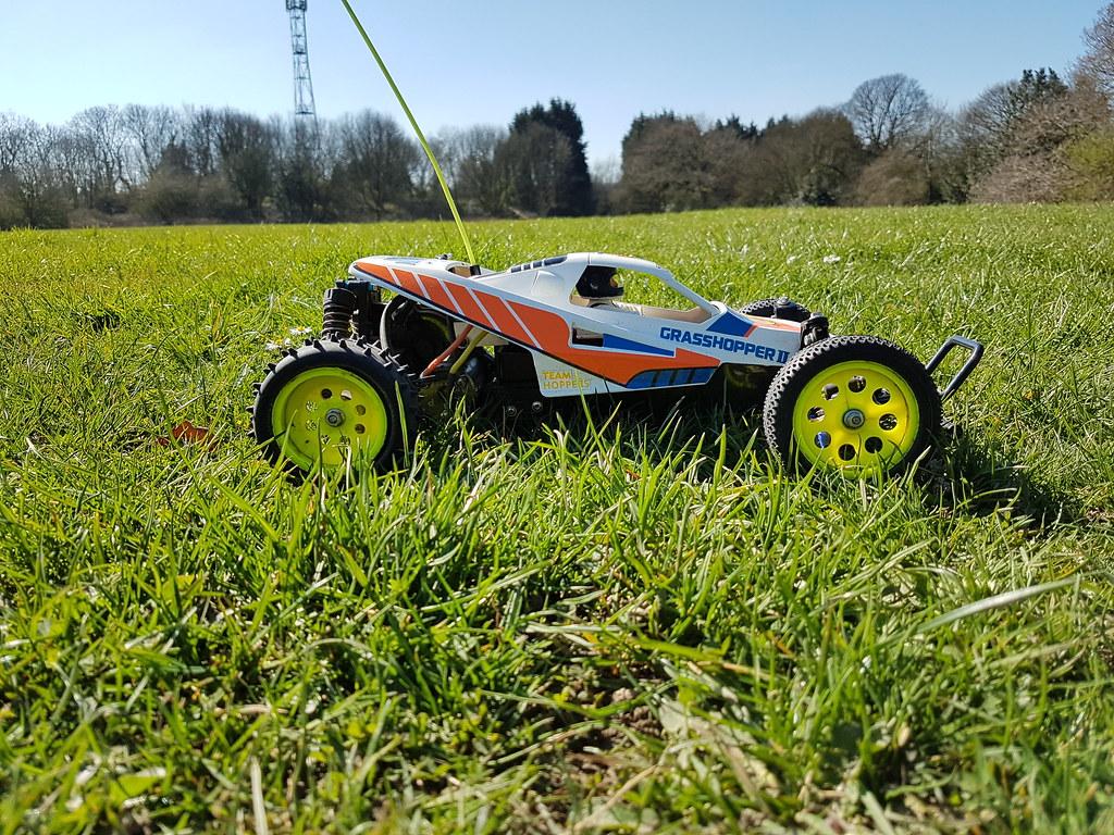 Tamiya Grasshopper 2 Ultra G by CTE RC