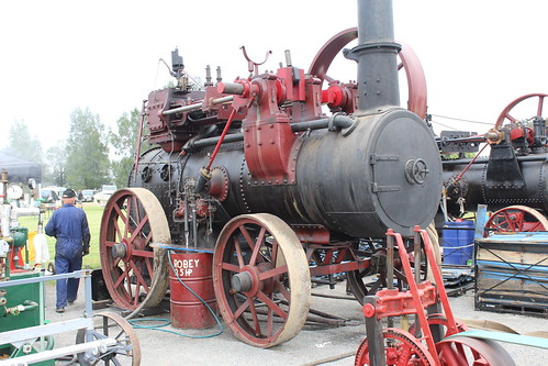 25 Hp Robey