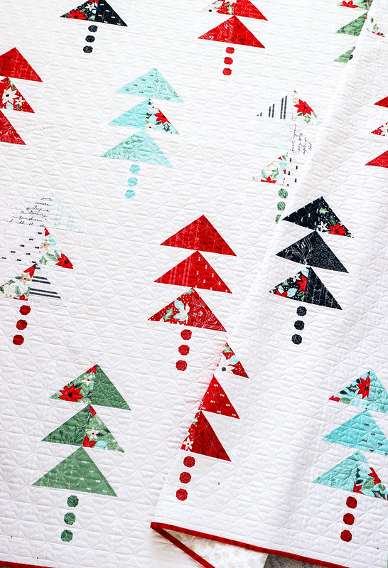 Forest quilt