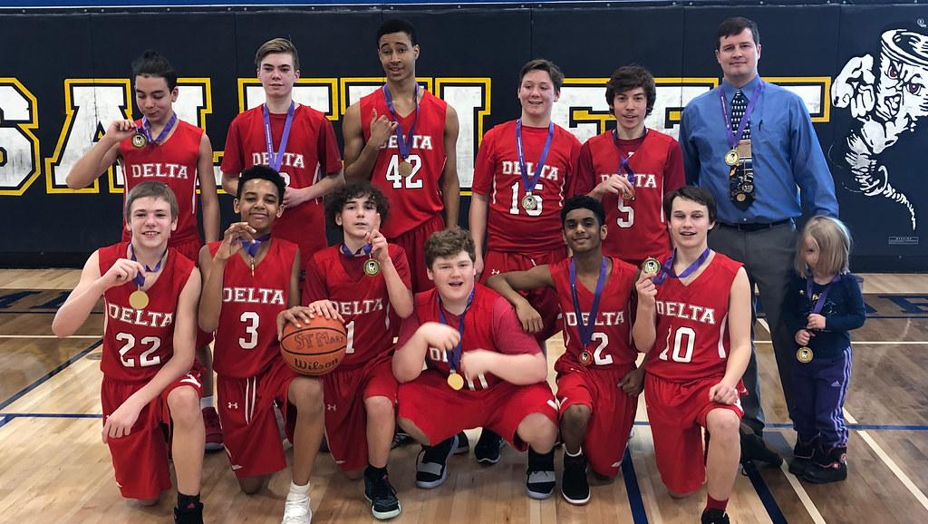 2018-19 Junior Boys Basketball Championship