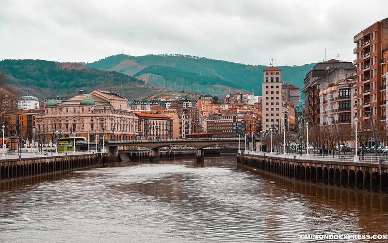 Parte Vieja Bilbao