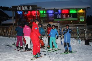 Ski-Spass Lenzerheide 2018 III