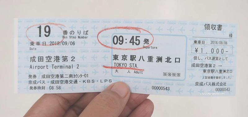 tiket bus keise