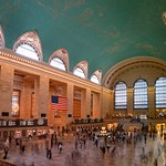 Image de Grand Central Terminal. building landmark panorama hdr longexposure tripod