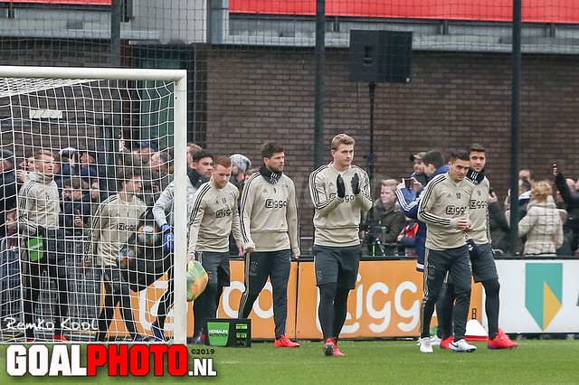 Ajax training 26-01-2019