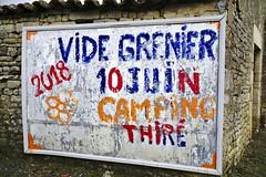 Thiré Vide Grenier