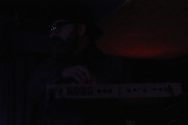 The Band Whose Name Is A Symbol at Mavericks